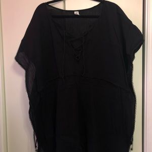 Old navy bathing suit cover up